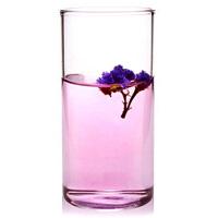 直筒透明耐热玻璃水杯 办公杯 300ml果汁杯 玻璃杯透明果汁杯耐热无盖牛奶杯水杯