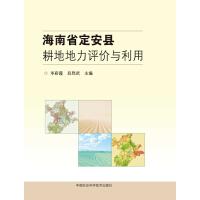 海南省定安县耕地地力评价与利用