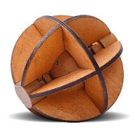 孔明锁 星球 古典儿童玩具解锁木制玩具鲁班锁