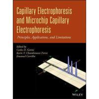 【预订】Capillary Electrophoresis and Microchip Capillary