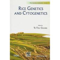 【预订】Rice Genetics and Cytogenetics: Proceedings of the