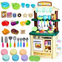 过家家7岁男女孩乐水果切切 儿童厨房玩具套装3-6周岁做饭仿真厨具