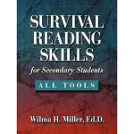 【预订】Survival Reading Skills For Secondary Students