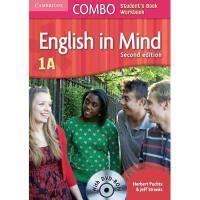 【预订】English in Mind Level 1 Combo a with DVD-ROM