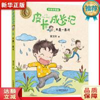 皮卡成长记系列 天是一条河 曹文轩 【新华书店 正版保证】
