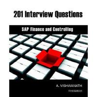 【预订】201 Interview Questions - SAP Finance and