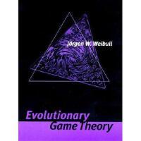【预订】Evolutionary Game Theory
