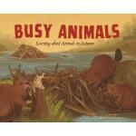 【预订】Busy Animals: Learning about Animals in Autumn