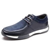 苹果APPLE2016新款男鞋皮鞋男士商务休闲鞋 5208053