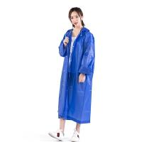雨衣成人旅游雨衣男女式学生韩国时尚装防水长款加厚雨披