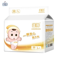 女宝宝男尿不湿春夏 薄婴儿纸尿裤柔薄透气初生S/M/L/XL