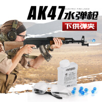 137-2 AK47手动单发*下供弹 儿童仿真玩具枪