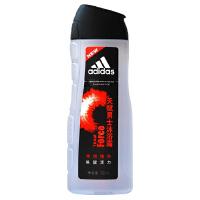 阿迪达斯(adidas)男士运动沐浴露系列 Force-天赋-沐浴露400ml(2019年4月份前使用)