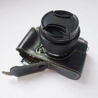 富士X-T20相机包X-T100 X-T3 X-H1 X-A3 XA20 X30 T2 T1 A2 X-T100 黑色