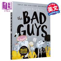 【中商原版】The Bad Guys Episode 10 我是大坏蛋10 260L 儿童桥梁书初级章节书幽默青少年读物