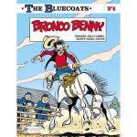 【预订】Bronco Benny: The Bluecoats 6