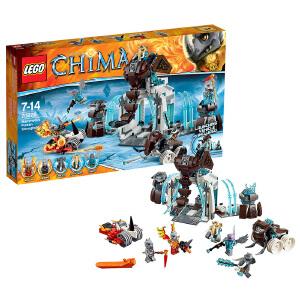 [当当自营]LEGO 乐高 Chima气功传奇系列 象女王的极冻要塞 积木拼插儿童益智玩具 70226