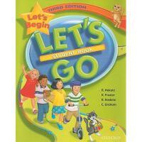 【预订】Let's Go, Let's Begin Student Book