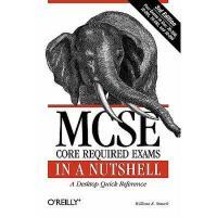 【预订】MCSE Core Required Exams in a Nutshell