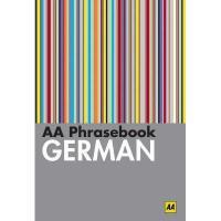 【预订】AA Phrasebook German