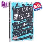【中商原版】金银岛 英文原版 Treasure Island 经典儿童文学 儿童小说