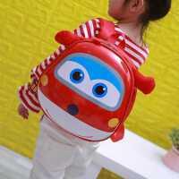 小飞侠书包 幼儿园儿童卡通背包小女童男孩宝宝1-6岁乐迪蛋壳书包
