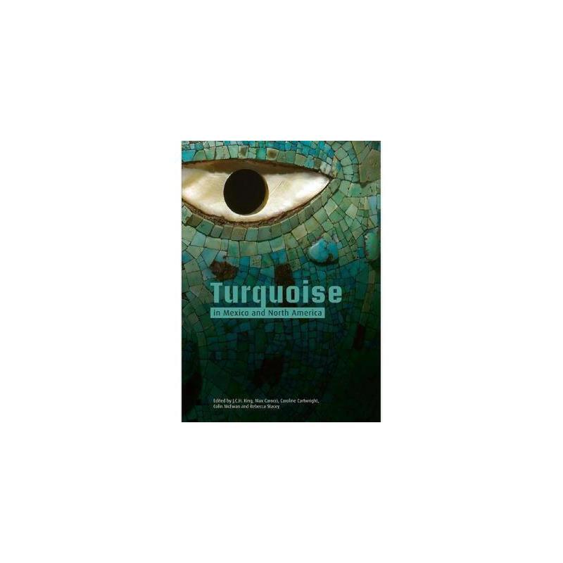 【预订】Turquoise in Mexico and North America: Science 美国库房发货,通常付款后3-5周到货!