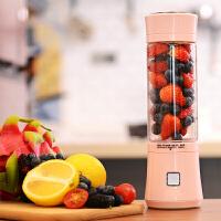 网红抖音同款榨汁机多乐女神派榨汁杯便携式迷你果汁机随身全自动