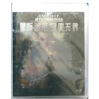 正版蓝光碟星际迷航暗黑无界蓝光高清电影1080P蓝光BD电影dvd碟片