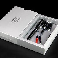 章紫光成人钢笔墨囊练字笔墨水书法钢笔学生用练字男女刚笔办公用
