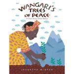 【预订】Wangari's Trees of Peace: A True Story from Africa
