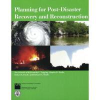 【预订】Planning for Post-Disaster Recovery and
