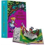 【现货】英文原版 爱丽丝梦游仙境立体书 Alice's Adventures in Wonderland (Pop-U