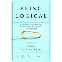 【现货】英文原版 简单逻辑学 Being Logical: A Guide to Good Thinking 逻辑学思维指南 逻辑思维入门