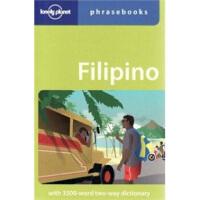 【正版全新直发】Lonely Pla: Filipino孤独星球旅行指南:菲律宾 Aurora Santos Quin