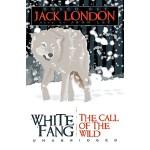 【预订】Jack London: White Fang/The Call of the Wild Compact Di