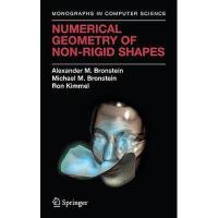 【预订】Numerical Geometry of Non-Rigid Shapes
