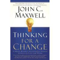 【预订】Thinking for a Change: 11 Ways Highly Successful