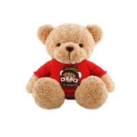 20180527202335440大号毛衣泰迪熊抱抱熊毛绒玩具公仔送女友生日礼物抱枕