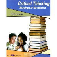 【预订】Critical Thinking Readings in Nonfiction: High