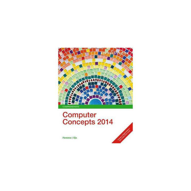 【预订】New Perspectives on Computer Concepts 2014: 美国库房发货,通常付款后3-5周到货!