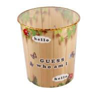 垃圾桶 新款家用桌面无盖可分离带压圈垃圾筒多用塑料客厅卫生间厨房创意收纳盒