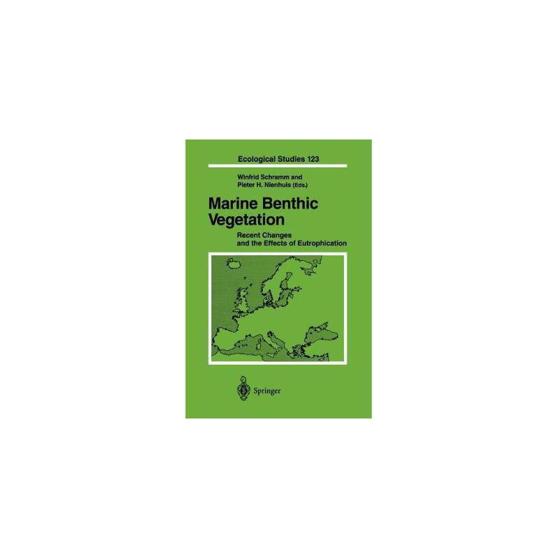 【预订】Marine Benthic Vegetation: Recent Changes and the 美国库房发货,通常付款后3-5周到货!