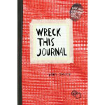 【全新直发】Wreck This Journal (Red) Keri Smith 9780399162725 Pen