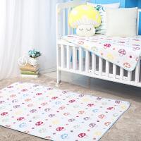 婴幼儿隔尿垫 婴儿垫子尿垫油布床垫透气棉可洗