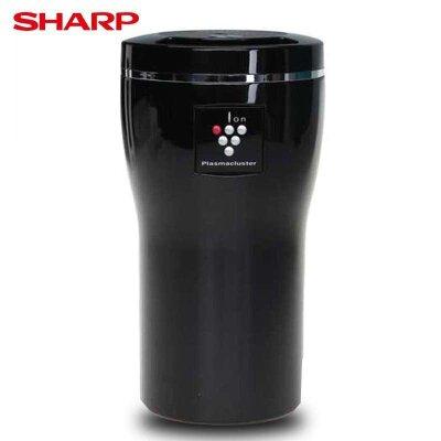 夏普(SHARP) IG-BC2S-B 车载空气净化器 除甲醛杀菌除烟pm2.5 (黑色) 超强吸力,还您清新空气,下单有惊喜