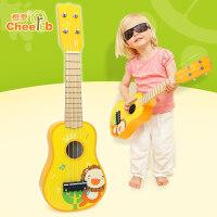 橙爱儿童仿真小吉他可弹奏乐器琴音乐玩具礼物