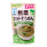 日本信太郎婴幼儿童辅食碎碎面细面宝宝无盐蔬菜面条营养面6个月
