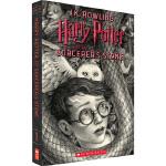 英文原版 哈利波特与魔法石 20周年纪念版 Harry Potter and the Sorcerer's Stone