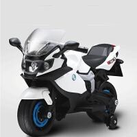 儿童电动摩托车 大号可坐人宝宝四轮电瓶玩具车小孩摩托车4